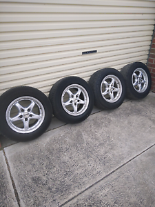 15 inch CSA Ford mag wheels Ballarat North Ballarat City Preview