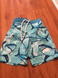 Swim trunks, size 7/8