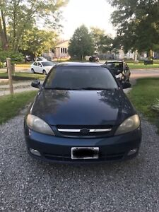 2007 Chevrolet Optra 163000km AS IS