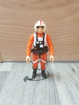 Vintage Star Wars Luke Skywalker Xwing Pilot 1978