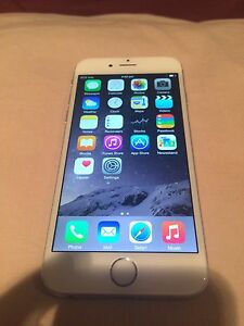 iPhone 6 64gb Silver Unlocked in Good Condition Mount Gravatt Brisbane South East Preview