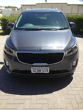 2015 Kia Carnival Wagon Secret Harbour Rockingham Area Preview