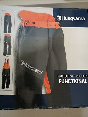 Husquvarna Chainsaw Trousers