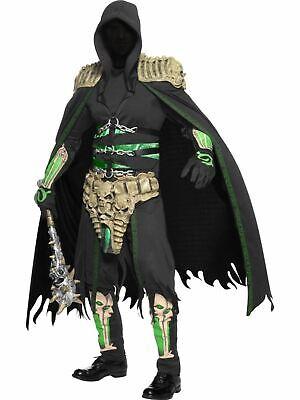 Reaper Mens Halloween Horror Party Fancy Dress Costume Outfit Adult Soul Death - Soul Reaper Halloween Costume