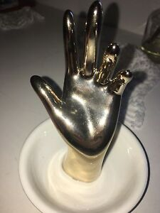 Ring Jewellery hand holder Clear Island Waters Gold Coast City Preview