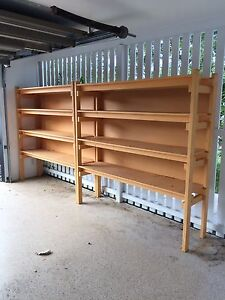 Shelving units - super strong Ascot Brisbane North East Preview