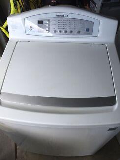 10kg lg top load washing machine with warranty