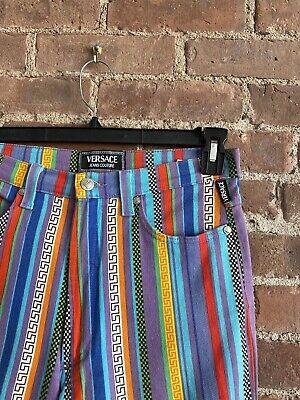 Vintage Versace Jeans Couture Men's/Unisex Skinny Jeans Sz 30 X 31