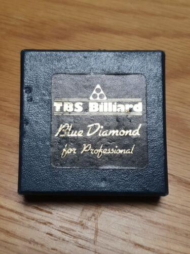 19 x GENUINE BLUE DIAMOND 10mm TIPS for Pool Snooker Billiards Cues