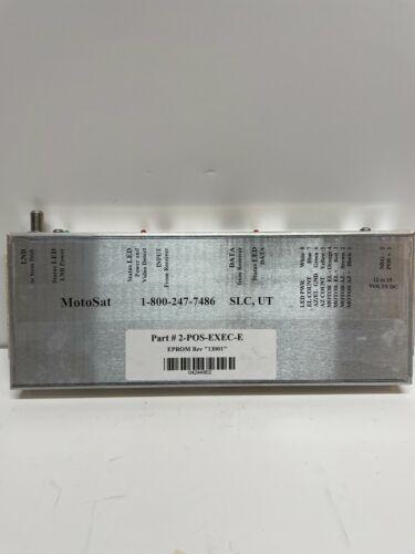 Motosat Satellite Control 2-POS-EXEC-E