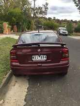 Holden Astra Automatic Long Rego Box Hill South Whitehorse Area Preview