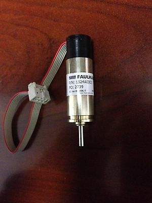 1524a0301 Faulhaber 12vdc Gear Motor W 9001 Gearhead 512 Count Encoder New