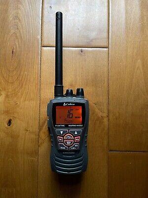 Cobra Marine HH350 Floating Handheld VHF Radio
