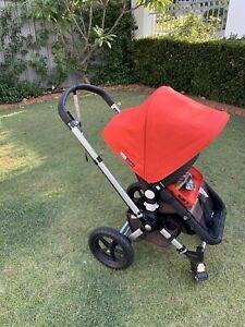 Bugaboo chameleon pram stroller in good condition