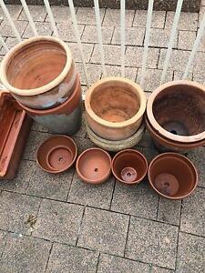 Plant pots Wallsend Newcastle Area Preview