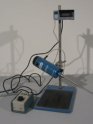 Tekmar Tissumizer Homogenizer With Speed Control And Readout Tested Working
