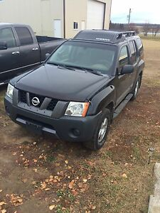 NISSAN XTERRA 2005, 240k $1300, Transmission Problem