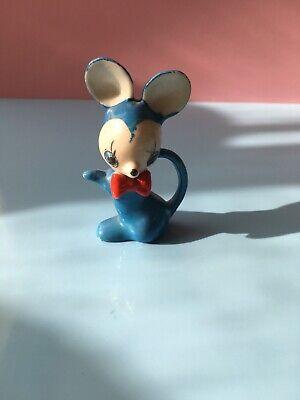 Cutie Kitsch Mouse Bowtie Kitsch 1950's