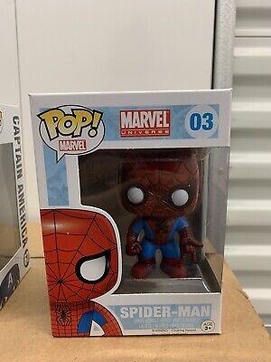 Funko Pop Marvel Spiderman #03