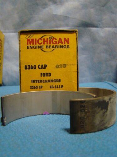 1968 - 78 Ford Mercury 429 460 Fairlane Galaxie Rod Bearing Set 020