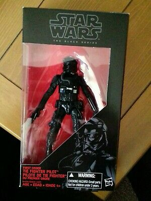 Star Wars Black Series 6 Inch First Order Tie Fighter Pilot #11