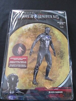 - Black Power Ranger Halloween Kostüm