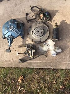 John/Evin Parts for Early to Mid 1950 25/30HPMotors