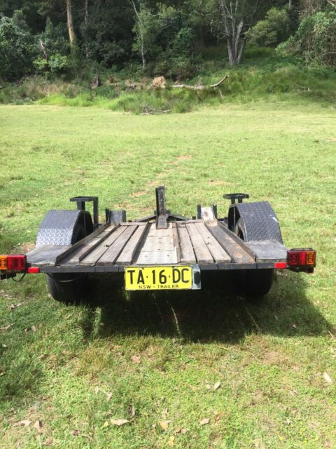 Fantastic Motorcycle Trailer With New Led Wiring With Rego Trailers Gumtree Wiring 101 Relewellnesstrialsorg