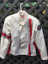 Corazzo Italian Jacket - White / Womans Size 10-12 (S-M) Rozelle Leichhardt Area Preview
