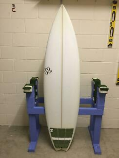 6'4''  x  18 3/4''  x  2 1/4''   great condition shooter Coolangatta Gold Coast South Preview
