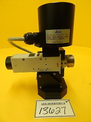 Leica 036-085.021 Microscope Motor Assembly Wf710-34711-dd Orbot Wf 736 Used