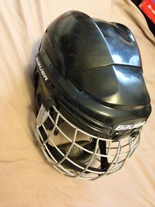 Bauer Hockey helmet for junior size with mask