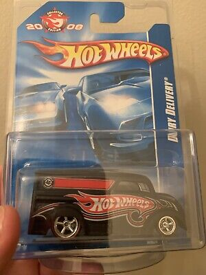 Hot Wheels 2008 Collector Edition Dairy Delivery