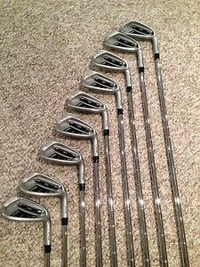 Ping i20 irons (3 - UW + SW and LW) need sold