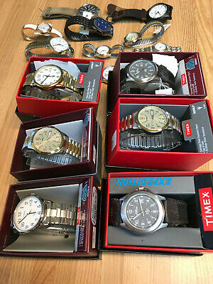 Timex Watches, Men's and Women's Mixed Models