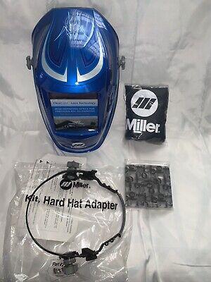 Miller Digital Performance Series Welding Helmet Set 282002 64 Custom
