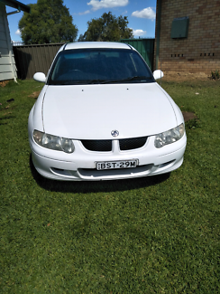 Wanted: 2002 Vx commodore