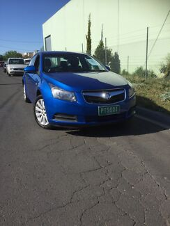 Holden Cruze 2009 cd