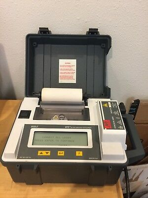 Avo Biddle Division Bite 246005 Battery Impedance Tester