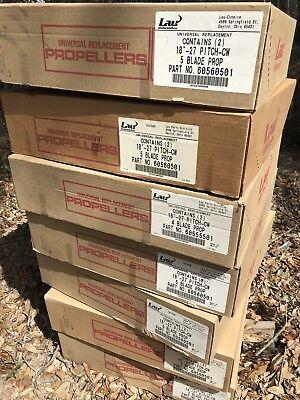 Lau 5-blade 18 27 Pitch Cw Condenser Blade 60560501 Qty 2 Per Box
