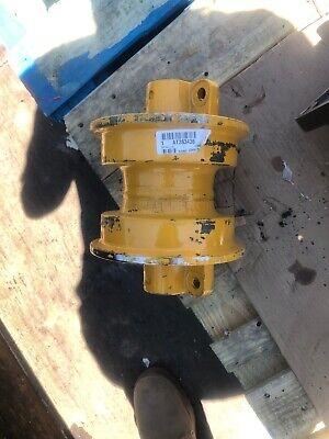 John Deere Crawler 450g 555g 650 G At363436 Bottom Roller Assembly New