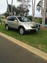 2007 Honda CRV SUV, Perfect condition, fully serviced, new tyres Canning Vale Canning Area Preview