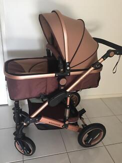Brand new, unused baby pram