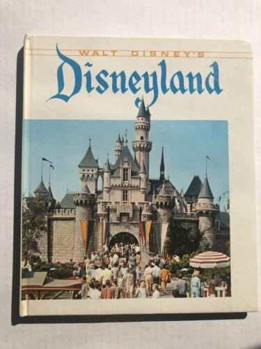 1965 Hardback Book Walt Disney