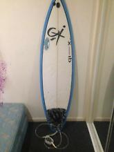 6 foot gx surfboard great for young aged surfer or light weight Labrador Gold Coast City Preview
