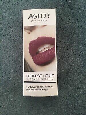 Lip Color Kit (Astor Lip Kit Intense Cherry mit Soft Sensation Lip Color Butter Neu)