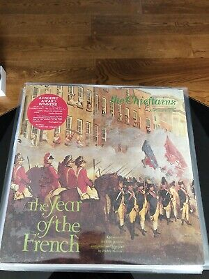 Mint- The Chieftains The Year of the French Shanachie Records LP