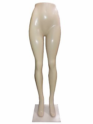 Brazilian Style Half Body Mannequin - Female Brazilian Mannequin - 1704b