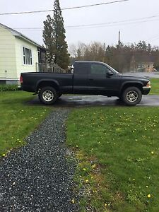 2001 Dodge Dakota 4x4