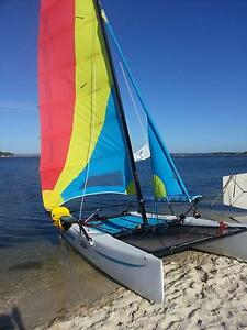 Hobie Getaway Reluctant Sale Redcliffe Belmont Area Preview